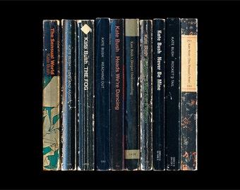 Kate Bush The Sensual World Album As Penguin Books Poster Print Literature Print