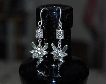 Celtic fairy earrings