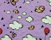 Purple Flying Pigs