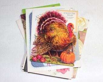 20 Vintage Greeting Cards