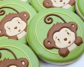 Antoinette spunk monkey band Geniuses