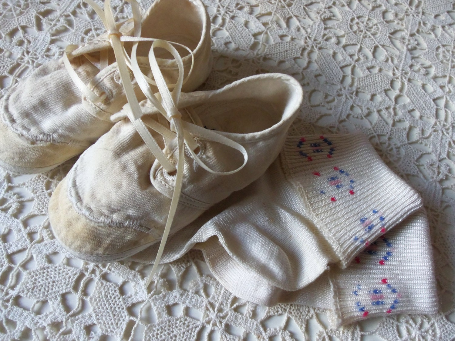 Baby Shoes Vintage Mrs Days Ideal Baby Shoes Size 2