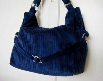 Diaper Bag Sewing Patterns. PDF Tutorial.