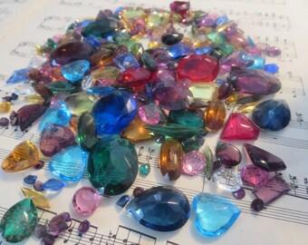 Lot of Vintage Crystals - 4 dozen
