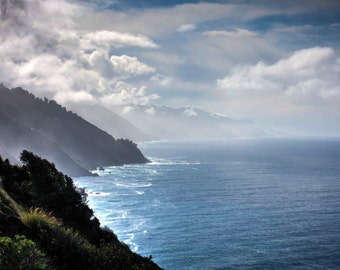Pacific Coast Highway Photograph - Free Shipping