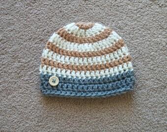 Baby Boy Hat, Hat Baby Boy, Boy Baby Hat, Baby Hat, Baby Boy Beanie Hat, Newborn Boy Hat, Baby Boy Photo Prop, Newborn Boy Photo Prop