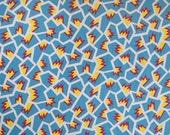 Nathalie du Pasquier original BURUNDI Fabric for MEMPHIS 1981