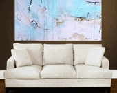 """painting abstract art  54"""" art painting large painting  abstract painting , from jolina anthony signet  express shipping"""