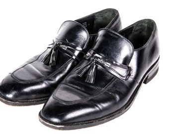 1970's Men's Dress Shoes Size 10.5EEE EXTRA WIDE
