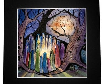 Samhain - Open Edition Signed Print