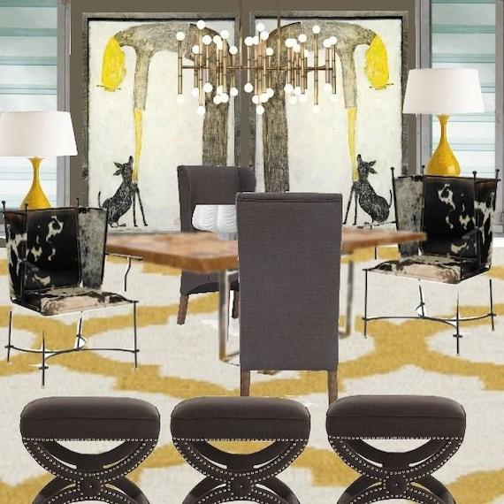 Interior Design, E-Decorating, E-Design, , E-Designer, E-Decorator, Dining Room, Interior Design Service, , Home Decor, Best Of Houzz 2014