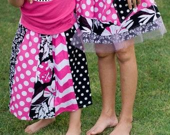 Celebration Skirt - PDF Pattern
