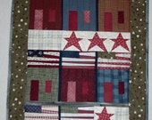 Dawn's Early Light Quilted Wall Hanging