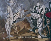Tentorii Cerebrium CD Audio
