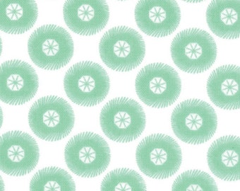 Posy Lily of the Valley Novelty by Aneela Hoey for Moda - 1 yard