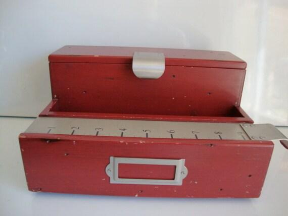schoolhouse desk organizer wood large