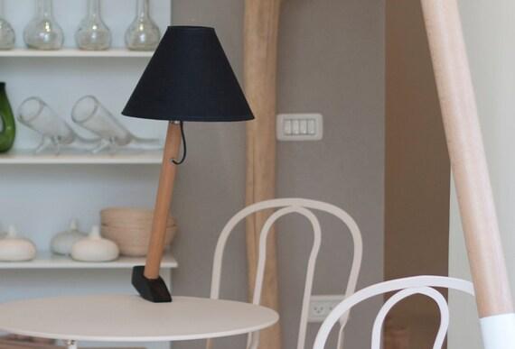 TowardsANewDesign on Etsy Swinging Hammer Lamp