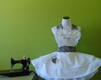 Army Bride Apron