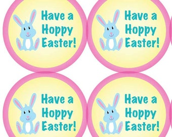 63 Custom Easter Gift Tags - Personalize your gifts this year