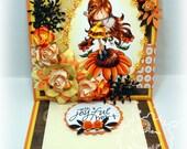 Handmade Easel Style Card - Sunny Day Fairy