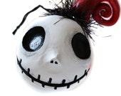 Christmas Ornament - Jack Ornament - Spooky Christmas - Spooky Ornament - Made to Order