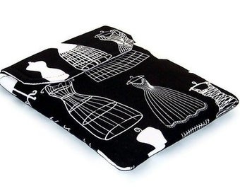 Kindle Paperwhite, Small eReader Sleeve, Dress Forms, Sony Kobo Nook touch models, UK Seller