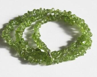 Green Peridots
