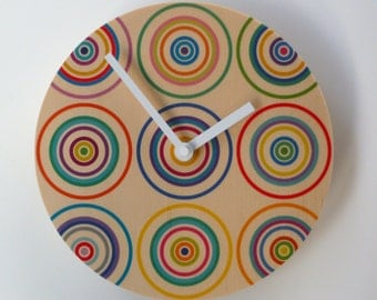 Objectify Disc-o Wall Clock