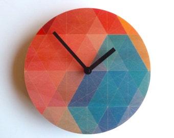 Objectify Nazca Wall Clock