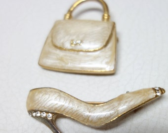 Handbag & Shoe Brooches