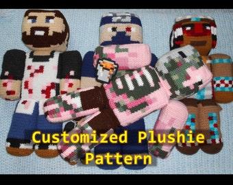 Customized Plushie Crochet Pattern