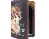 Secret Hollow Book Safe - In Praise of Wine - Large Stash Book