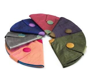 Lantern Moon Silk Fan Case