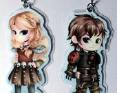How to Train Your Dragon 2 Key Chains