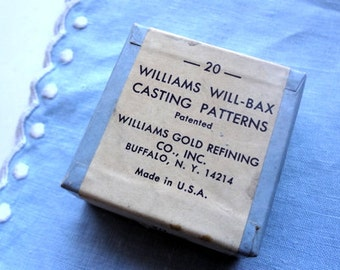 Will-Bax Casting Patterns