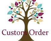 Custom order for Kristin (kallore)
