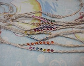 Matching pair of wishing Bracelets