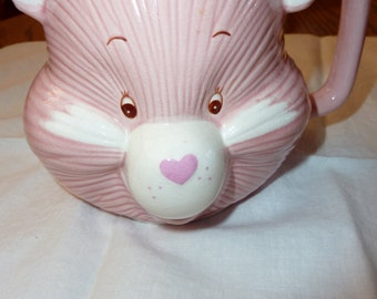 Cheer Care Bear Mug from 1984