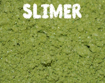 Slimer 3g Pigmented Mineral Eye Shadow Jar with Sifter