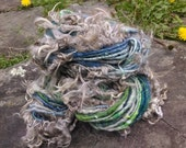 Reserve for Annette-Handspun yarn
