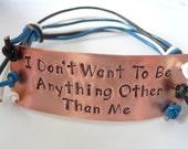 One Tree Hill Inspired Bracelet