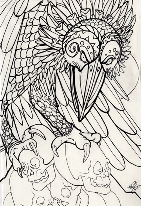 cryptids coloring pages - photo#7