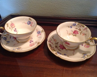 3 Castleton Sunnyvale Cup and Saucer Set, buy 1 or both