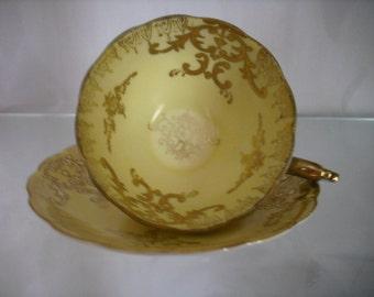 Royal Sealy  Lusterware Tea Cup