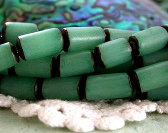 Buri Nut Beads, Buri Seed Beads, Natural Buri Nut Beads, Recycled Beads, Buri Palm Nut Beads  NAT-225