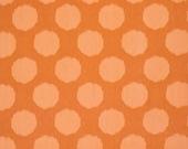 Tula Pink - Moonshine - Static Dot - Tangerine