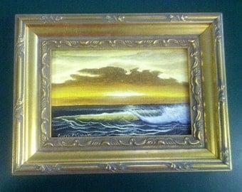 Miniature Seascape 10