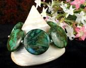 Turquoise Bracelet, African Turquoise Beaded Bracelet, Statement Bracelet, Ethnic Jewelry, Stone Bracelet, Natural Gemstone Bracelet, Womens