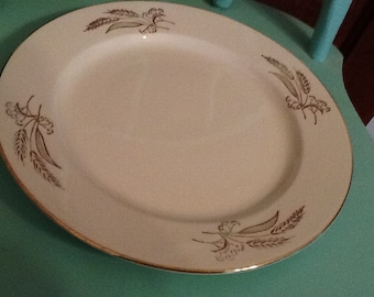 Replacement Plate Prairie Gold Lifetime China