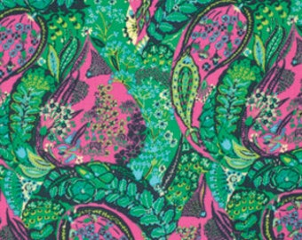 Glow - Jolie in Berry - PWAB127.BERRY -Amy Butler for Westminster/Freespirit Fabrics - 1/2 yard, Additional Available